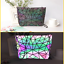 Luminous-Women-Geometric-laser-Tote-Shoulder-Bags-Laser-Plain-Folding-Handbags thumbnail 1