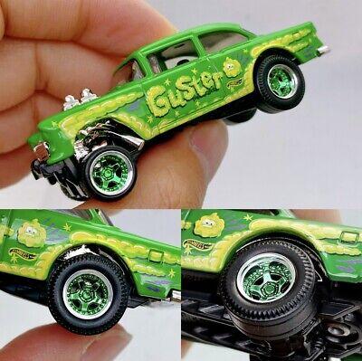 Rubber Wheels Unspun 2020 Custom Real riders HW Chevy Big Air Bel Air Gasser