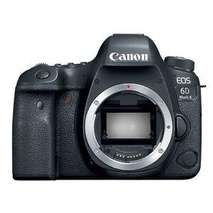 佳能 EOS 6d Mark II 數碼單反相機機身 26.2 萬像素全畫幅