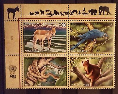 1192 Tiere Kb.,postfrisch Ausreichende Versorgung