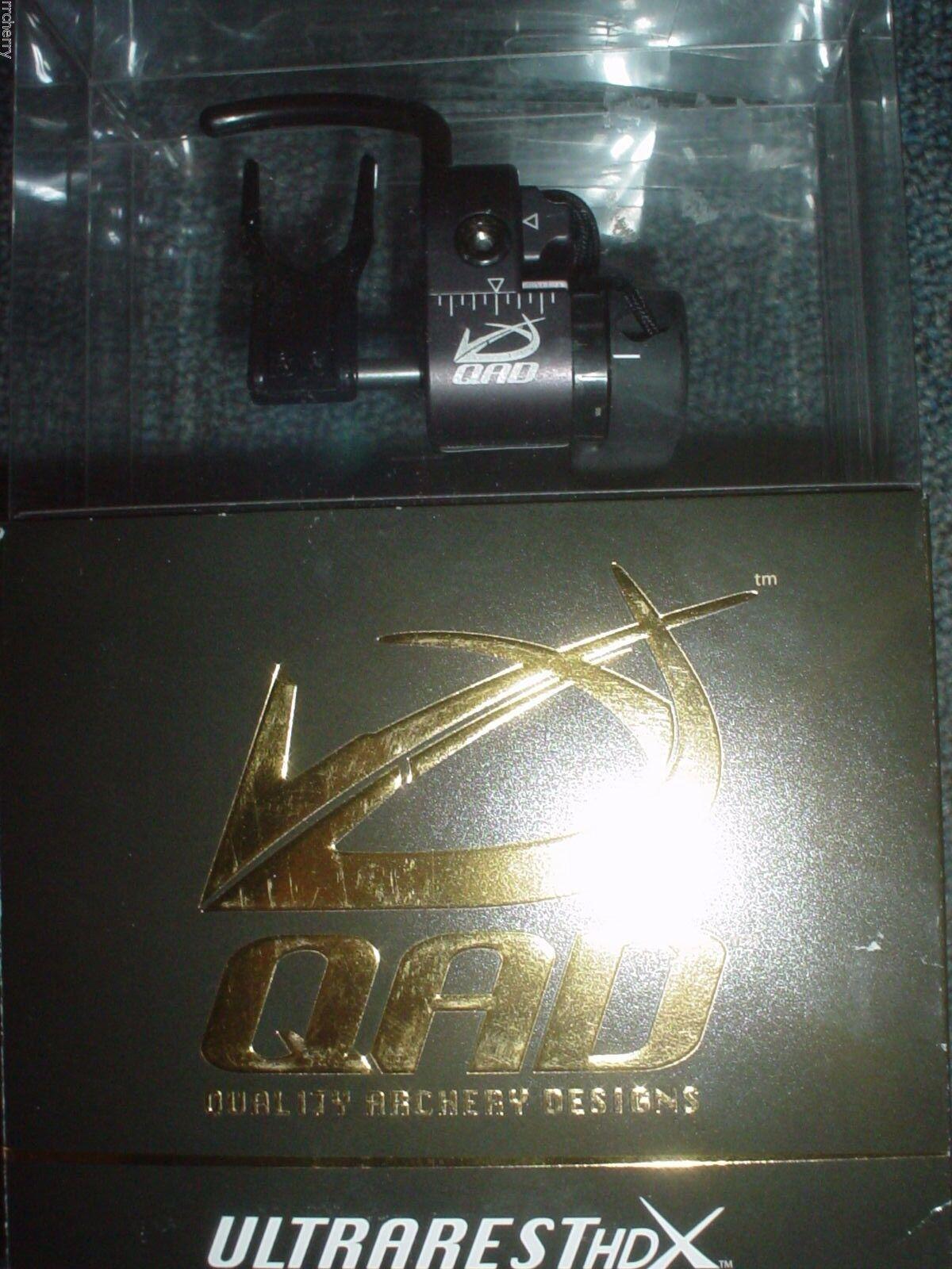 @NEW @ QAD Ultra Pro HDX resto De Flecha Negra Hd-X HDX ultrarest