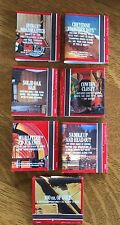 Vintage Set Of 7 Marlboro Country Store Best Of The West Sweepstakes Matchbooks