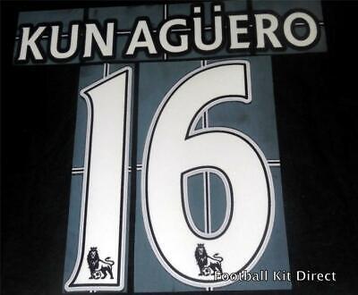 Chelsea Drogba 11 Premier League Football Shirt Name Set Lextra Away