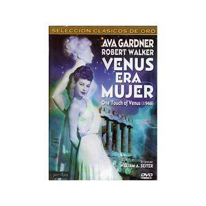 Venus-era-mujer-One-Touch-of-Venus-DVD-Nuevo