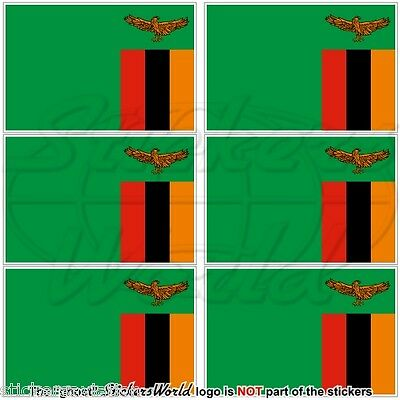 ZAMBIA Zambian Flag Northern Rhodesia 40mm(1,6