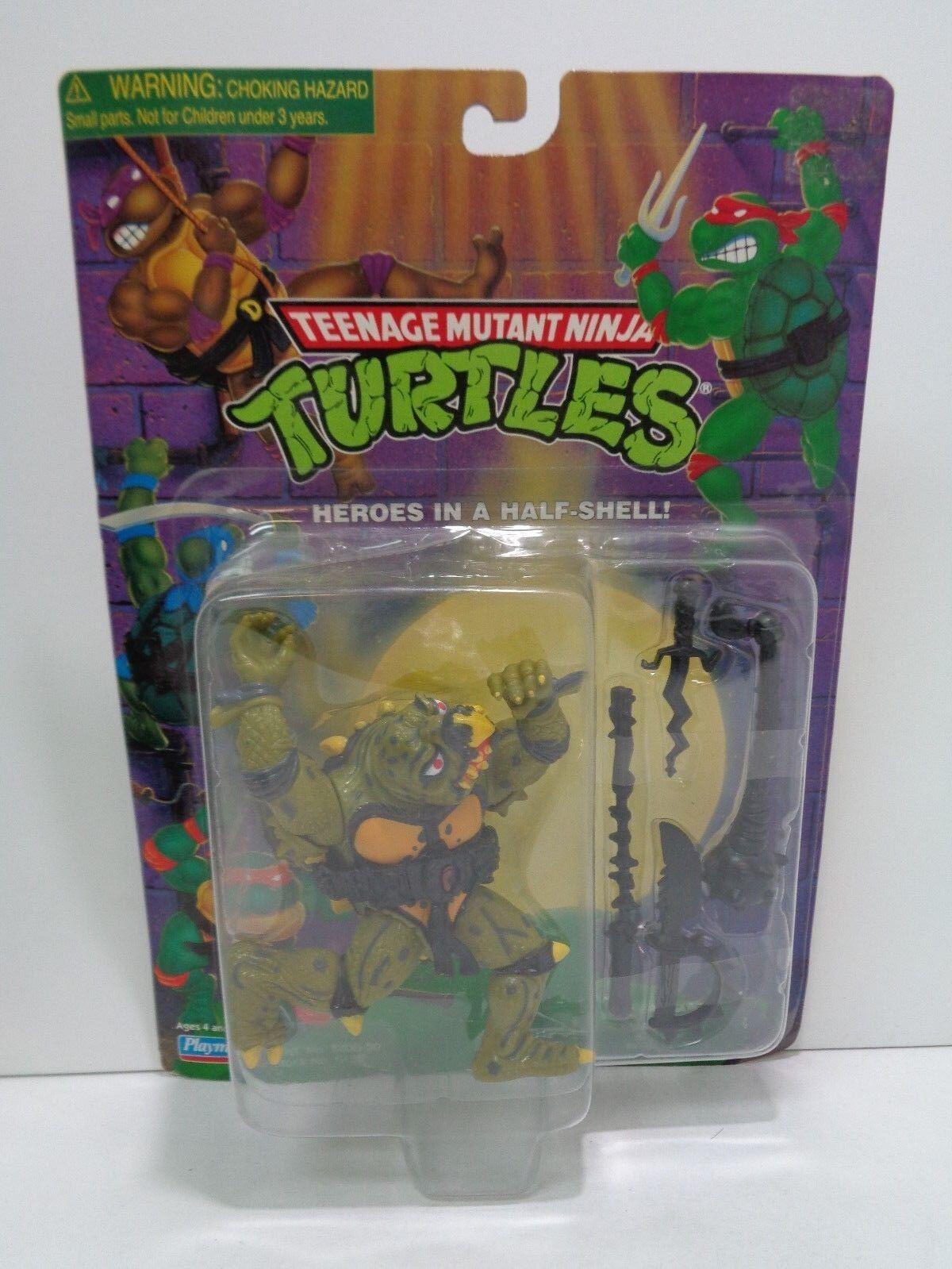 Teenage Mutant Ninja Turtles TOKKA Playmates MOC 1998