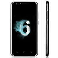 Doogee Y6 5.5 Android 6.0 4g Phone 4gb Ram 64gb Rom Piano Black