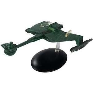 Eaglemoss-STAR-TREK-DISCOVERY-26-Klingon-D7-Cruiser-Starship-IN-STOCK