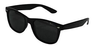 WS UK WSUKCFBLK Lens Wayfarer Style Sunglasses Unisex Shades Uv400 - Black