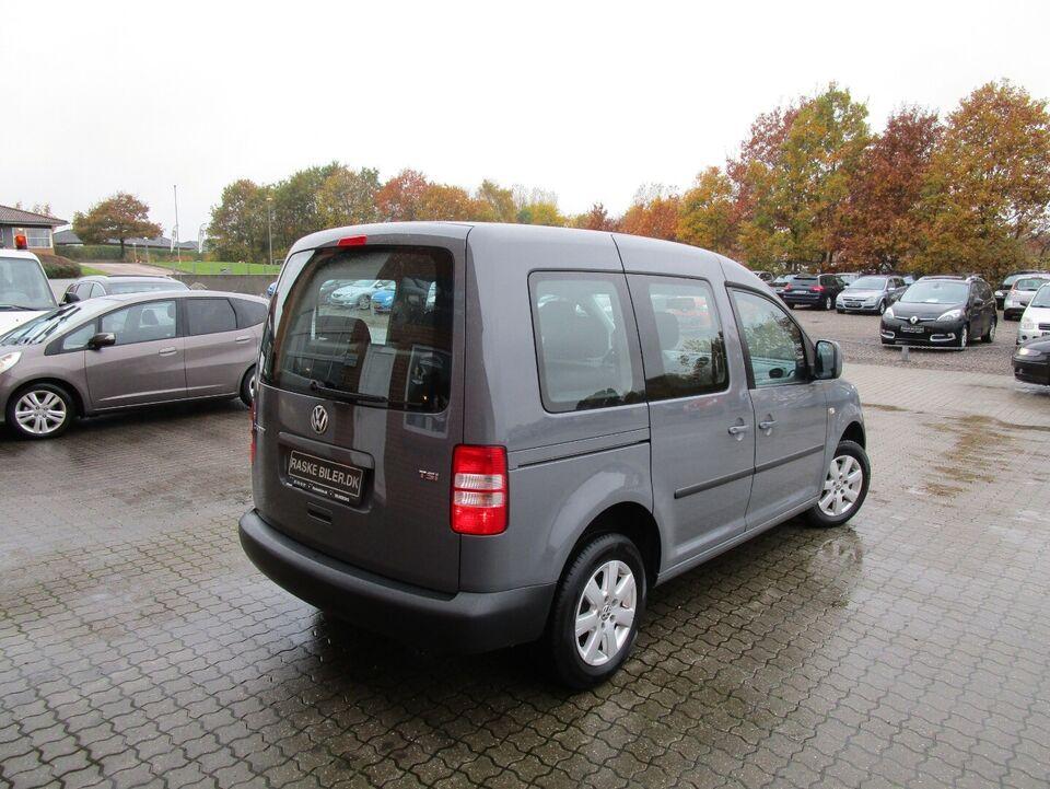 VW Caddy 1,2 TSi 85 Trendline 7prs Benzin modelår 2011 km