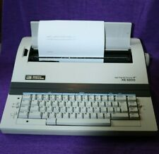 Smith Corona Xe 5200 Electronic Typewriter With Cover Tested Partial Catridge Inc
