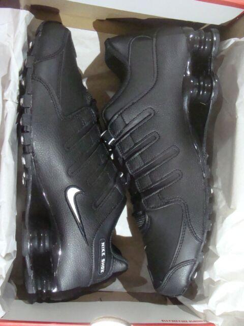 Nike Shox Nz EU Men's Shoe Size 10 - Black