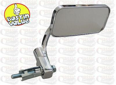 BSA A7 Motorcycle handlebar end mirrors pair
