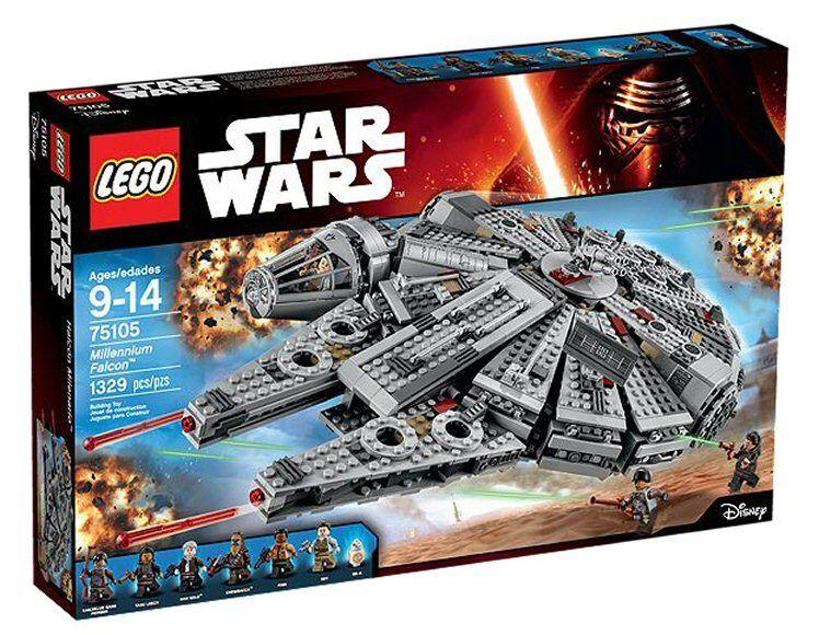 LEGO Star Wars - 75105 Millennium Falcon  NEU & OVP