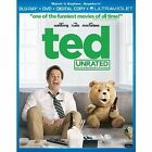 Ted 0025192114649 With Mark Wahlberg Blu-ray Region a