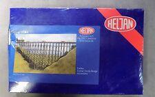 Heljan Timber Trestle Bridge 65x33x11cm HO 174 NIB