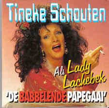 Tineke Schouten-De Babbelende Papegaai cd single