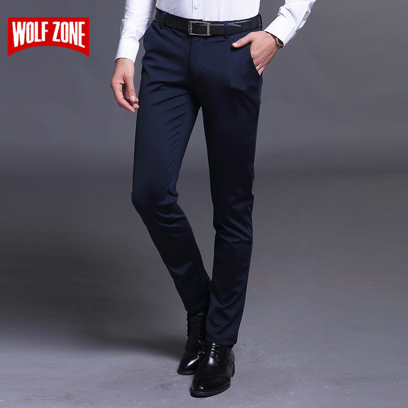 Spring and Summer Casual Pants Men Brand Clothing High Quality Cotton 2017 New