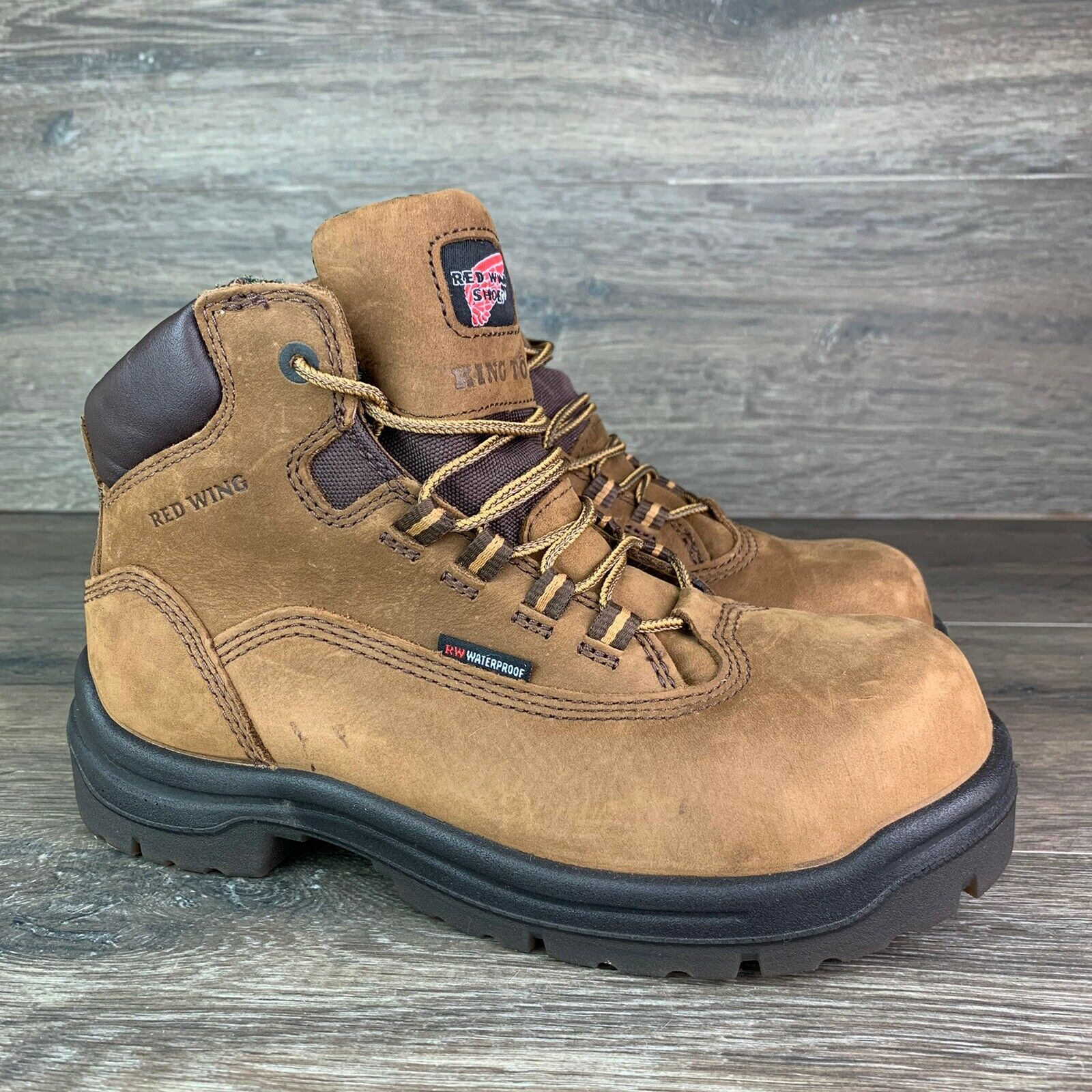 Red Wing Shoes 2340 Work Safety