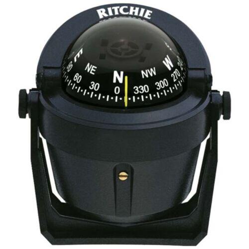 "Ritchie B-51 Explorer Compass Bracket Mount Black 2-3//4/"""
