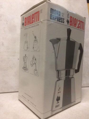 CAFFETTIERA MOKA EXPRESS BIALETTI 12 Tazze