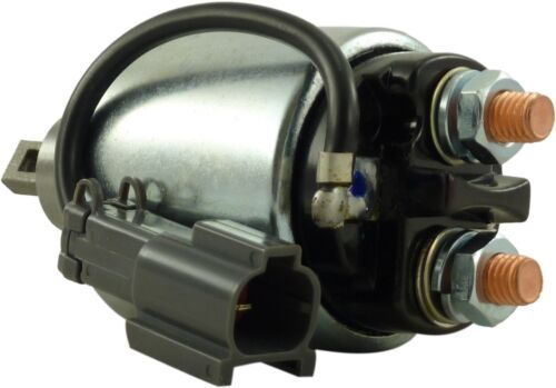 NEW STARTER SOLENOID FOR Nissan 200SX NX Pulsar Sentra 1.6L fits Hitachi units