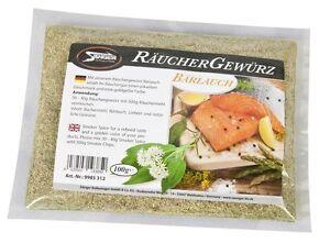 """Räucheröfen & -utensilien Beutel *sonderangebot* Vereinigt Sänger Räuchergewürz""""bärlauch"""" 100 G"""