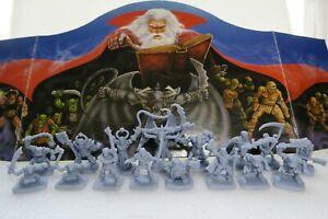 Heroquest miniaturas impresas en resina de alta calidad, Juego Base 2 de 2