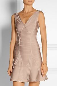 05d8f6e0ecf1 Herve Leger  Nadja  Bandage Dress (M)