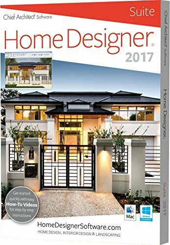Chief Architect Home Designer Suite 2017 | Ebay