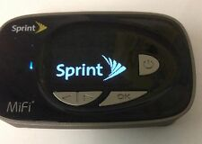 SPRINT NOVATEL MiFi 500 LTE BROADBAND HOTSPOT WIRELESS MODEM: UP TO 10 DEVICES