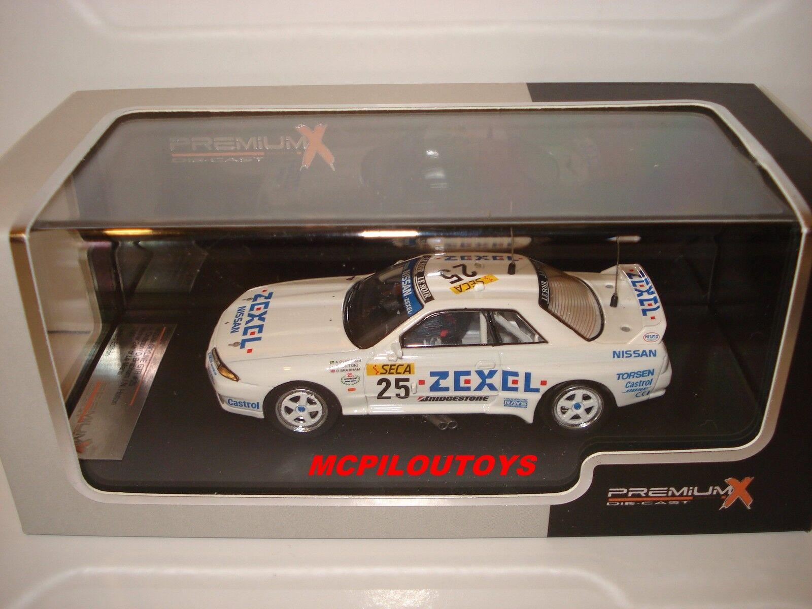 Premium-x PRD336 nissan skyline R32 GTR-n°25 winner 24H Wellness 1991 au 1 43°  | Reichlich Und Pünktliche Lieferung