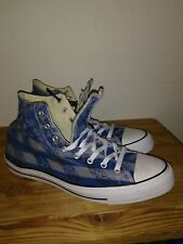 Converse Chuck Taylor High Tops Size 13 Youth Boys Girls