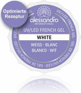alessandro French Gel White 15 g (313,00€  / 100 g)