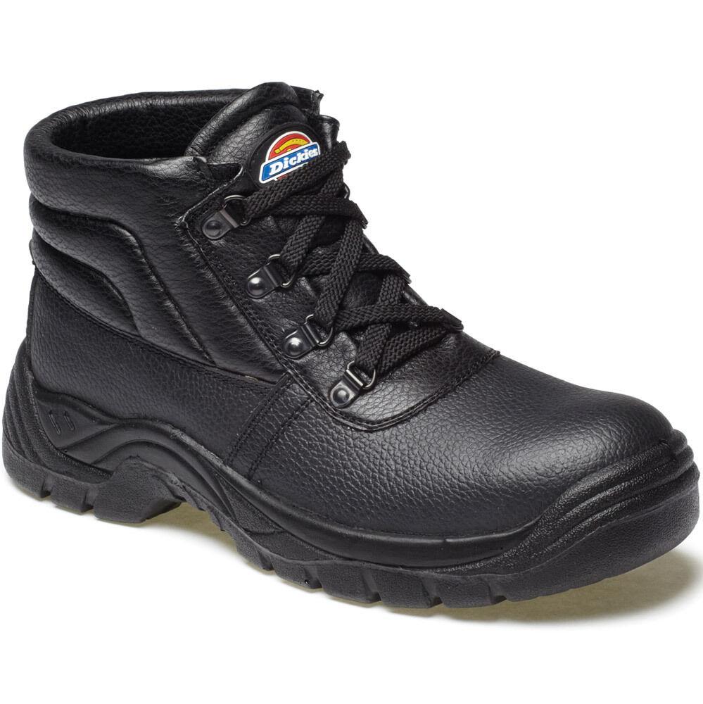 Dickies Hombre Redland Botas Trabajo Seguridad FA23330 números RU 3-14 FA23330 Seguridad Cuero bc908a