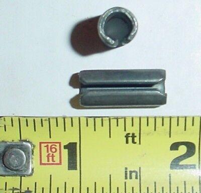 3//16 x 3//4 Roll Pin Spring Pin Black Oxide