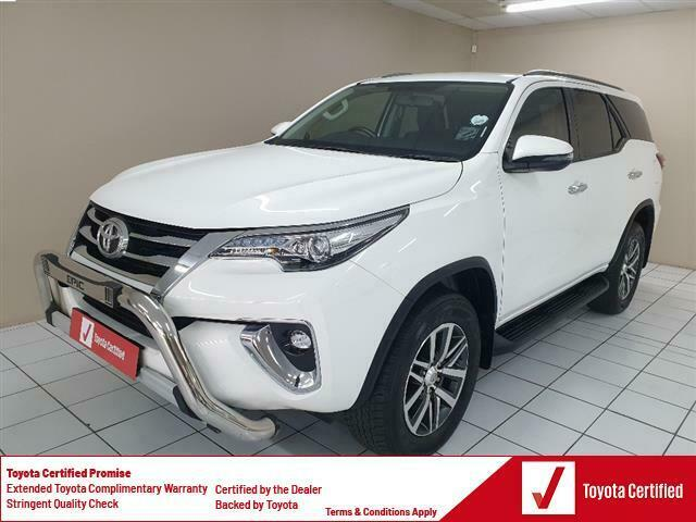 2020 TOYOTA FORTUNER 2.8GD-6 4X4 EPIC A/T