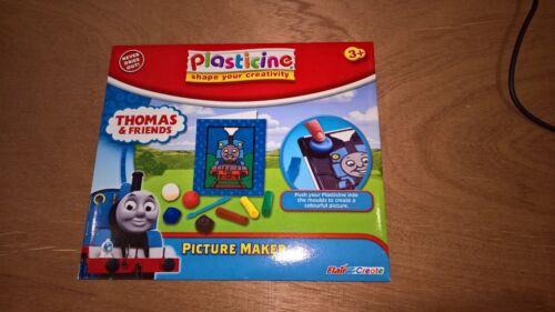 Thomas Et Amis plastercine Photo Maker Kids Gift Party