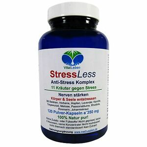 StressLess-11-Kraeuter-Komplex-120-Pulver-Kapseln-Natur-Pur-25811
