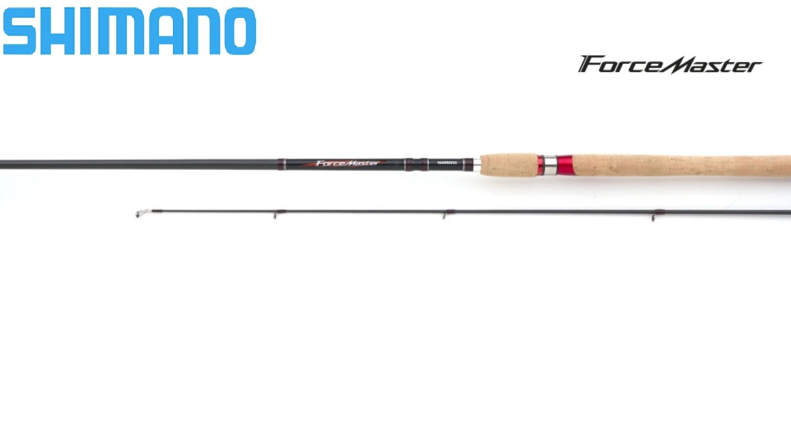 Shimano forcemaster BX fishing rod spinning 1.65m-3.30m 2sec
