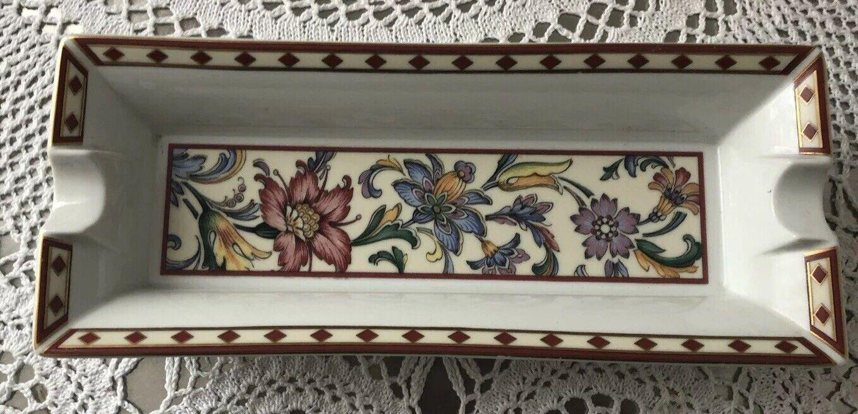 KAISER Porzellan Porzellan Porzellan FLORENTI Aschenbecher   Exquisite (mittlere) Verarbeitung  82589a