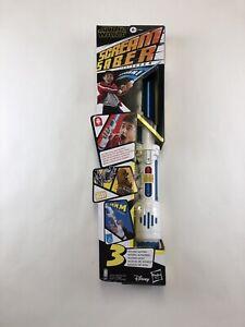 Star Wars Lightsaber Scream Saber Lightsaber Electronic Roleplay Toy sword