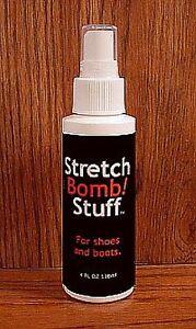 2-TWO Ladys STRETCH BOMB Spray Liquid Shoe Stretch Stuff STRETCHER For Comfort