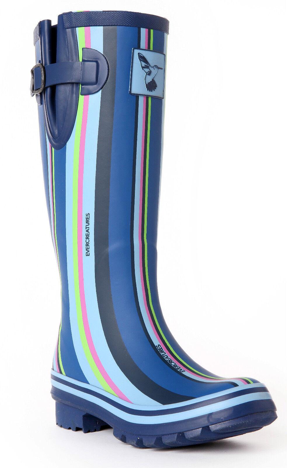 Damen Evercreatures UK Gummistiefel wadenhoch & hoch Stiefeletten - UK Evercreatures 3 - 8 3be101