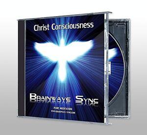 Details about Christ Consciousness - Deep Meditation CD Sacred Sound  Brainwave Entrainment