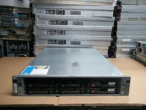 HP-Proliant-DL385-Server-2x-Dual-Core-2-4GHz-AMD-CPUs-4GB-3x146GB-RAID-10K