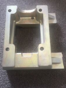 Go-Kart-OTK-Inclined-MG-Engine-Mount-92-x-30mm-Drilled-to-Suit-Rotax