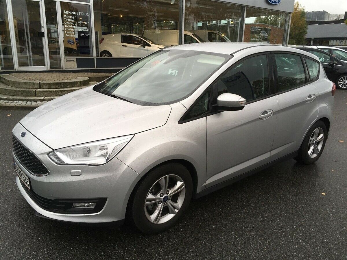 Ford C-MAX 1,5 TDCi 120 Business 5d - 159.900 kr.