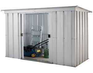 Yardmaster Metal Garden Storage Unit. From the Official Argos Shop on ebay