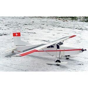 RC-Bauplan Pilatus PC-6 Turbo Porter Modellbauplan